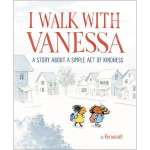 I Walk with Vanessa Hardcover Book
