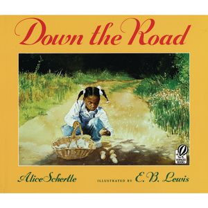 Down the Road Paperback Book