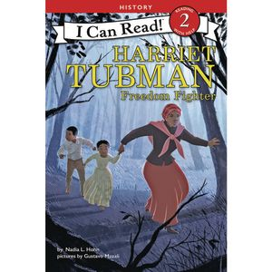 Harriet Tubman: Freedom Fighter Paperback Book