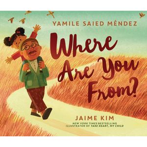 Where Are You From? Hardcover Book
