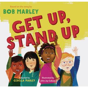 Get Up, Stand Up Hardcover Book