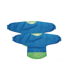 Colorations® Polyester Toddler Smock, Set of 2