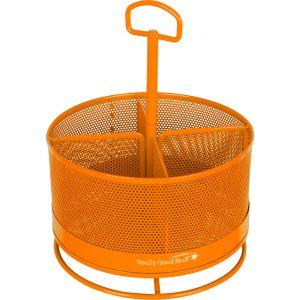Revolving Supply Organizer - Orange