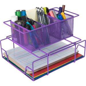 Group Materials Caddy - Purple
