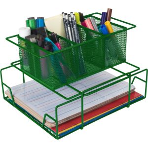 Group Materials Caddy - Green