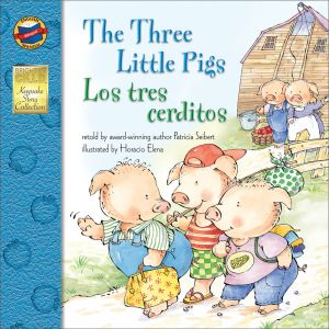 Beloved Three Little Pigs Fairy Tale Entrances Children Yet Again In English/Spanish Version