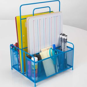 Easily Store And Carry Supplies With This Convenient Caddy