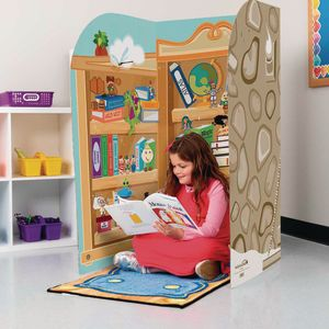 Book Nook And Reading Rug