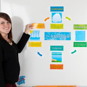 The Water Cycle Magnets