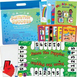 Summer Success Kit - Pre-K Transitioning To Kindergarten