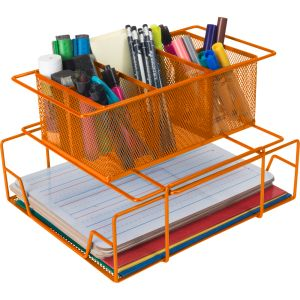 Group Materials Caddy - Orange