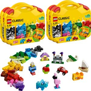 Unleash Kids? Building Creativity With These Classic Lego® Suitcases