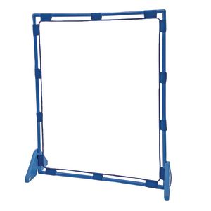 """Clear Big Screen Play Panels, Set of 8 - Rectangle, 47-1/2"""" x 59-1/2"""""""