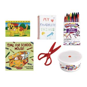 Excellerations® Preschool At-Home Learning Kit - Family