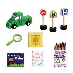 Excellerations® Preschool Variety Activity Kit