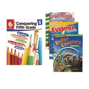 Excellerations Conquering Fifth Grade, 4-Book Set