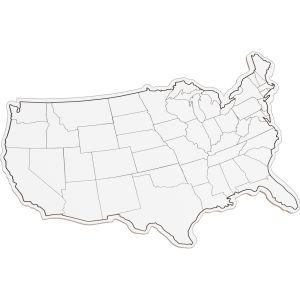 USA Whiteboard - Single