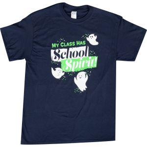 School Spirit T Shirt - XXXL