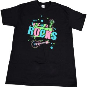 Rock Your School - T-Shirt - XLarge