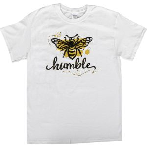 Bee Humble T-Shirt - Medium