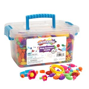 Snap Accessory Beads, Set of 1000