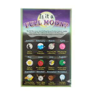 Full Moons Poster