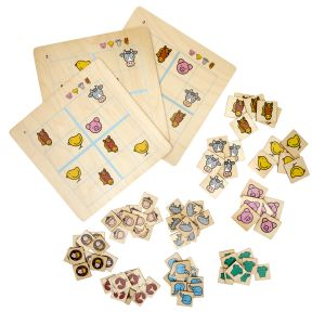 Animal Logic - Early Sequencing & Sorting Game