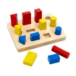 Sort the Figure - Sorting & Early Spatial Awareness Activity