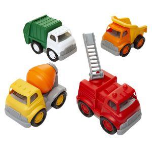 My First Trucks - Set of 4