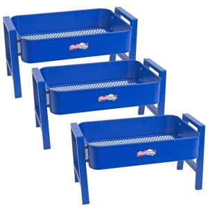 Stackable Storage Shelf - Set of 3