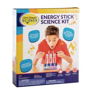 Steve Spangler Energy Stick® Science Kit