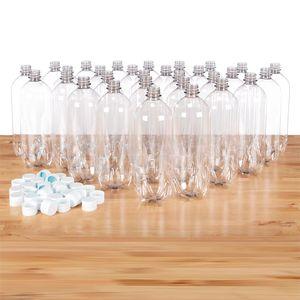 Steve Spangler 30 1-liter bottles