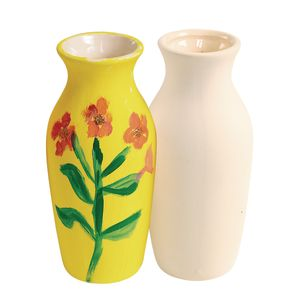 Colorations® Decorate Your Own Mini Vase, 6 VASES