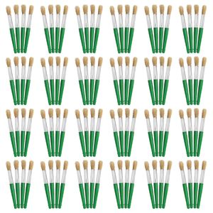 Colorations Jumbo Chubby Paint Brushes EA 4 BRUSHES, SET OF 24