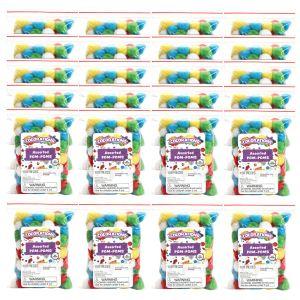 Colorations® POM POMS EA 100 PC, 24 Sets