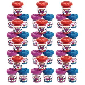 Colorations Play Dough EA 3 OZ, 3 CLRS, 12 SETS