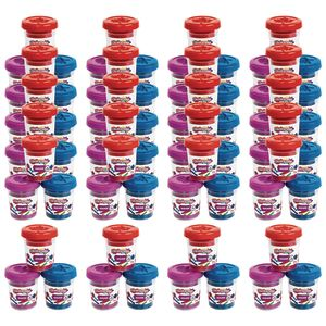 Colorations Play Dough EA 3 OZ, 3 CLRS, 24 SETS