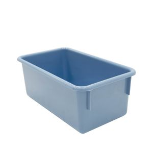 Value Line Cubby Tray - Light Blue