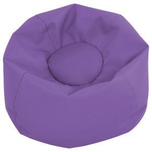 """26"""" Bean Bag - Purple"""
