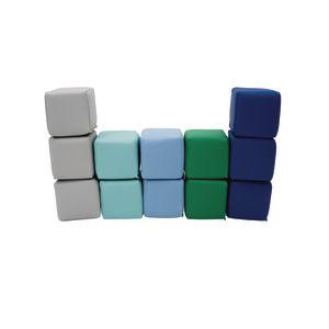 Toddler Soft Blocks - Contemporary