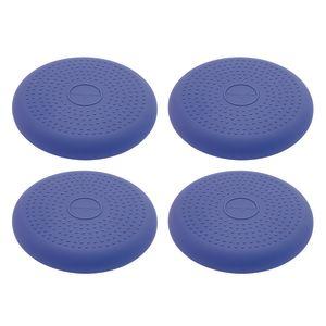 "Bouncyband® Wiggle Seat Sensory Cushion, Set of 4 - Purple, 10-5/8"" Dia."