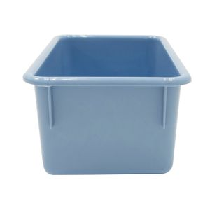 Value Line Cubby Trays, Set of 12 - Light Blue