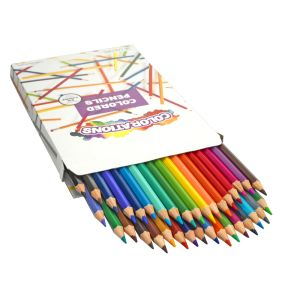 Colorations® Colored Pencils - Set of 36