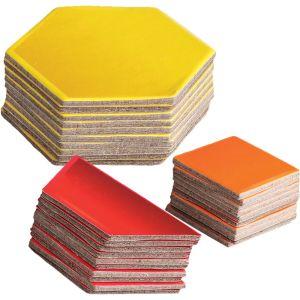 Student Manipulatives Pack - Pattern Blocks