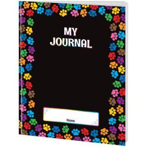 Paw Prints Journals - Primary - 12 journals