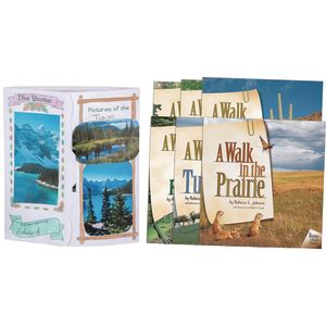 Biomes Kit - 6 books, 24 lapbooks