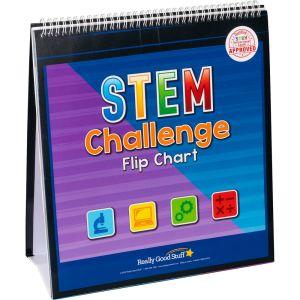 STEM Challenge Flip Chart - 1 flip chart