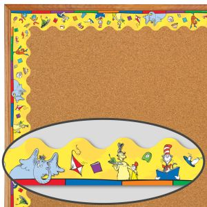 Dr. Seuss™ Extra Wide Border Trim - 1 border trim