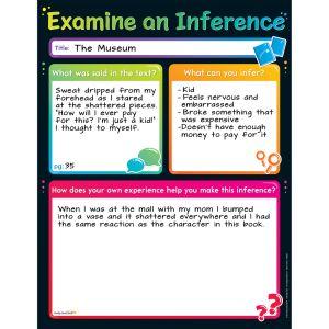 Jumbo Magnetic Chart - Inference - 1 chart