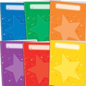 Group-Color Journals - 6 Colors